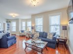 Boothbay Harbor Penthouse- In Heart of Downtown with Harbor Views