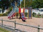 Older children's playground