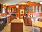 Explore the famous Carlsbad Caverns and enjoy fantastic views of the Guadalupe Mountains from this 3-bedroom...