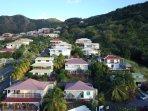 Drone : la résidence avec les 3 villas, trouvez la votre !