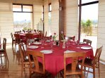Camposol Golf dining area.