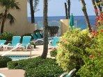 Pool Deck overlooking ocean