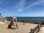 Calahonda Beach.