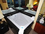 Whirlpool Tub in your room