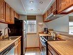 Mountainside Kitchen Frisco Lodging Vacation Rentals
