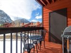 Mountainside Deck Frisco Lodging Vacation Rentals