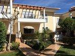Casa Clara garden terrace