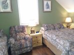 2ND  BEDROOM HAS 2 QUEEN SIZE BEDS FOR 4 GUESTS TO SHARE THE SAME ROOM