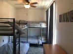 Bunk room, sleeps 4