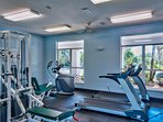 Destiny West Yacht Club Community Fitness Center