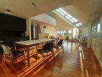 160m2 Penthouse with amazing view over Innsbruck and the mountain scenery
