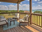 Enjoy incredible views of turquoise blue Canyon Lake waters from your balcony during your stay at this 4-bedroom...