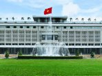Reunification Palace: 400m from the house