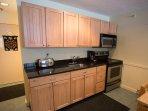 Updated Kitchen with Granite Countertops