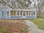 Experience Cape Cod from this 2-bed, 1-bath Eastham vacation rental cottage!
