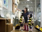 Exeter museum is a brilliant for kids and free!
