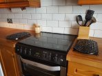 Top quality gas oven and hob