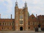 Eton College - a 15 minute walk away