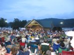 Galax's famous Ole Time Fiddler's Convention.