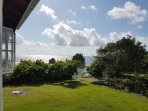 Turtle Bay and large back yard
