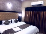 Luxurious AC Bedroom