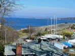 View of Granite Pier and the Atlantic.