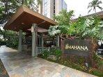 Mahana Front Entrance