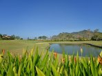 Golf Course at the resort.