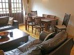 Dining livingroom