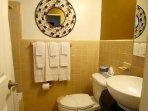 Full Bathroom - combination tub/shower
