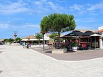 restaurants of Carcans PLage