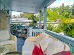 Lounge decking