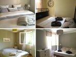 Les chambres de la Villa L'occitane