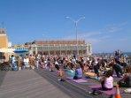 Boardwalk Exercises