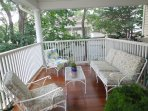 Front Porch Seating Area