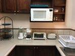 Kitchen. Appliances.