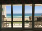 Ocean view from Living Room!