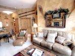 SkyRun Property - '3056 The Timbers' - Living Room