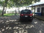 Private Shaded Parking within the Villas Secure Yard...