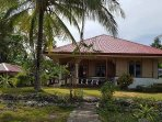 Owners house beside Aircon bungalow