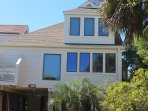 The fabulous 3 BR/2 BA Spinnaker has ocean views and is close to everything!