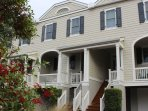 3035 Fairway One is a lovely 3 bedroom 3.5 bath townhouse on the golf course.