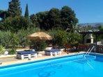 Estupenda casa de vacaciones en Pechina (Almería)