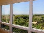 This 3 BR3.5 BA villa has amazing views of the ocean and Edisto River!