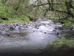 River Faughan - 100 meters from house