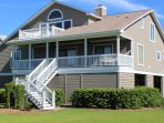 This home has been beautifully remodeled and is perfectly located for a Seabrook vacation.