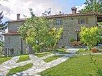 5 bedroom Villa in Cortona, Tuscany, Italy : ref 5474807