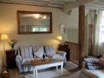 Carefully chosen furnishings