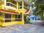 Property exterior.Villa Calangute offers the best in accommodation with plenty of facilities and services to play the...