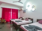 Bedroom 6.Each bedroom exuberates a touch of class